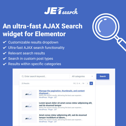 JetSearch-For-Elementor