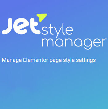 JetStyleManager-for-Elementor